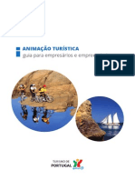 Turismo Regulamentacao animação Turistica