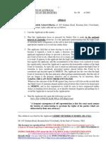 12-020030320-Affidavit-08 Affidavit M47 of 2003