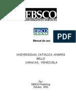 Manual de Ebsco en PDF