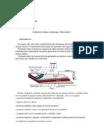 Tema 2 Celule Fotovoltaice Tehnologia Film Subtire