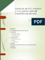 nanoparticule ZrO2
