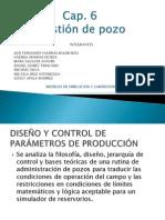 CAP. 6 GESTION DE POZO .pptx