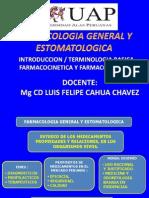 Clase 01 Farmacologia 2014