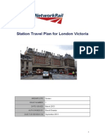 Station Travel Plan for London Victoria