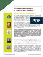IEFP Histoire Des Banques
