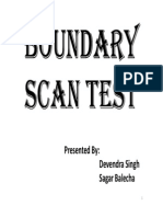 Boundary Scan Test