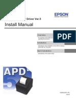 APD5 Install E RevB