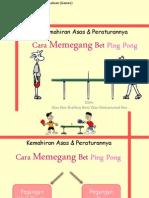 kemahiran asas pingpong