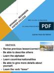 presentation2 spanish mail