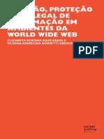Criacão Protecão e Uso Legal de Informação em Ambientes da World Wide Web