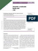 Metabolic Endotoxemia & Obesity