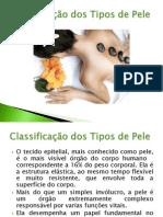 Classificação dos Tipos de Pele