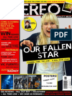 Music Magazine Final Front Cover