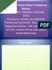 Aliran Dan Tokoh Dalam Tatabahasa Melayu