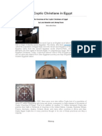 A History of Coptic Christians in Egypt.doc