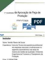 QGS_PPAP 4ª edição slide