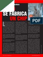 Fabricacion de Chips