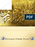 Nuclear Power Plants Presentation