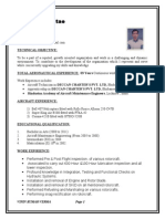Vipin Resume