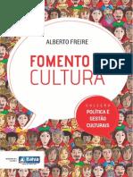 Cartilha Fomento à Cultura