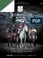 Programa Feira Medieval Santa Maria Da Feira en Portugal - Oporto