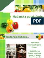 Mađarska gulaš-čorba