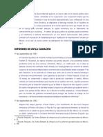 INFORMES DE ÁVILA CAMACHO