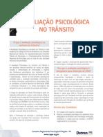 Avaliacao Psicologica Transito