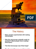 the microscope powerpoint