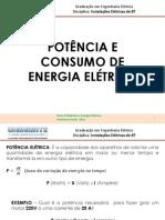 Aula 3Potencia e Energia Eletrica