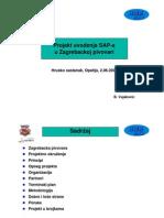 ZG Pivovara uvođenje SAPa