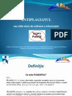 PLAGIATUL (corectat)