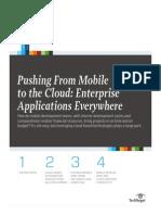 PushingfromMobiletoCloudEnterprise Applications Final