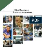 Ethics Booklet