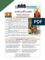 315. D1P Duminica Ortodoxiei