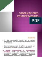 8 2p Complicaciones Postoperatorias Cg A