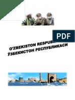 Guia Uzbekistan