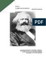 Karl Marx and Satan