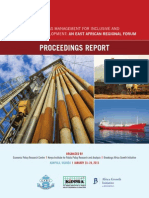 Oil and Gas Management for Inclusive and Sustainable Development