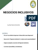 Negocios Inclusivos 1