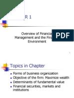 Finance Ch01 Basics Slides