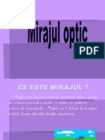 Mirajul Optic