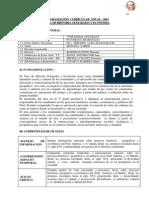 Programa Anual 2014 j.m.A