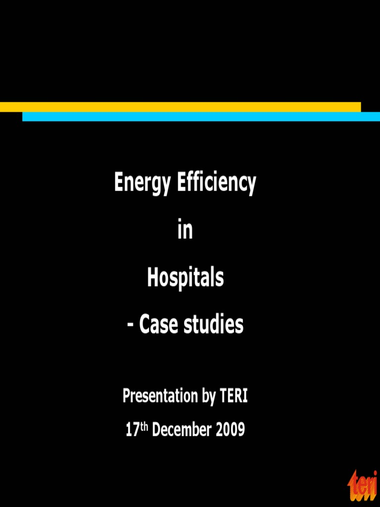 Top 10 Energy efficient hospitals in the world | Renewable ... |Energy Efficient Hospitals
