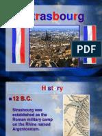 Strasbourg Presentation