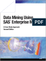 SAS Data Mining Using Sas Enterprise Miner - A Case Study Appro