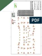 Exemplo de Planta de Fundações