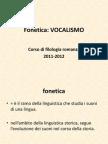 03.1 Fonetica Vocalismo