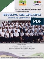Manual de Calidad 9001-2008