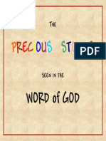The Precious Stones Seen in the Word of God